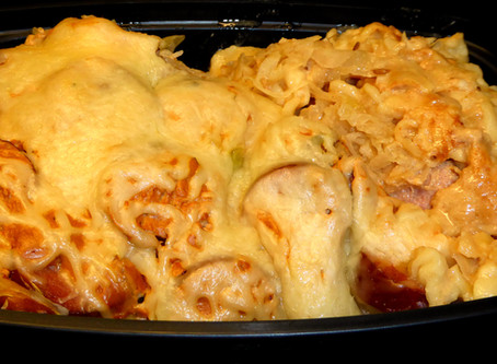 Cheap and Fast Comfort Food:  Polish Casserole