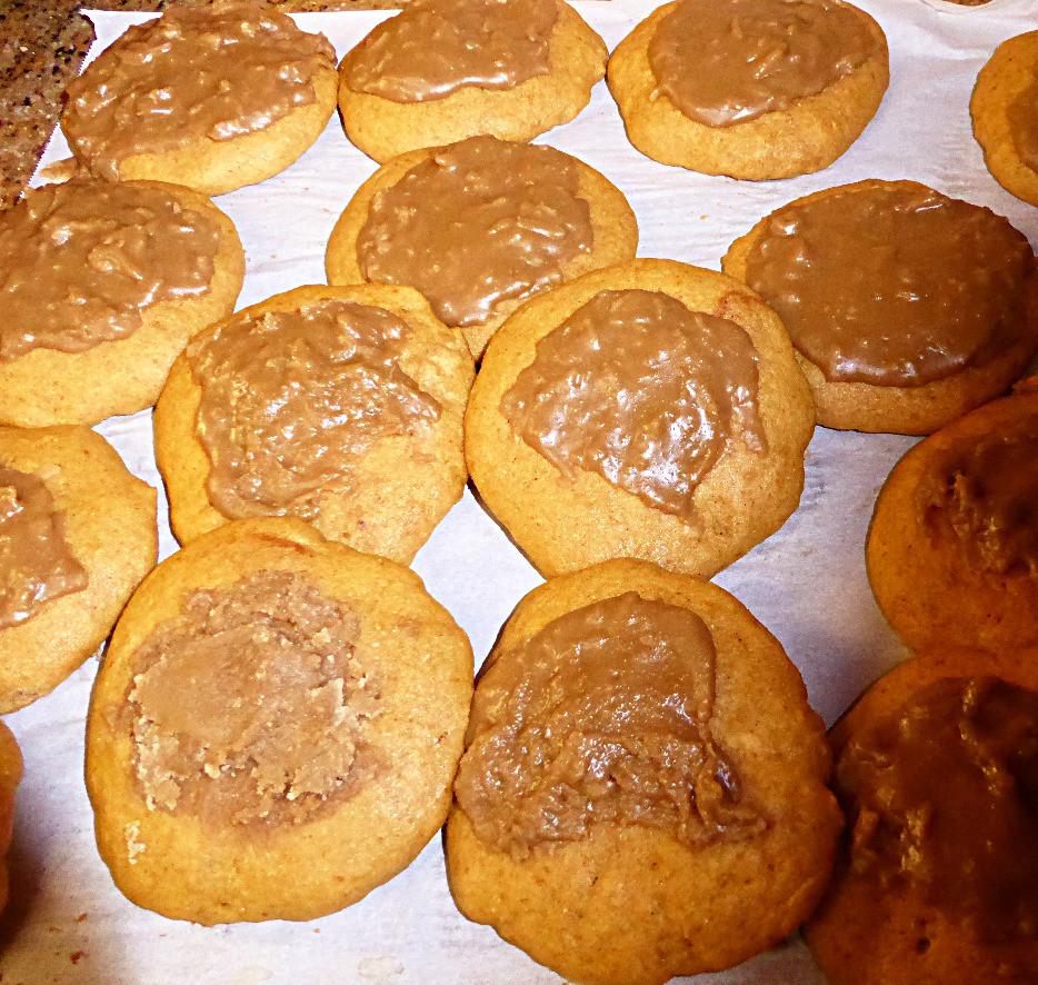 Healthier Pumpkin-Spice Cookies