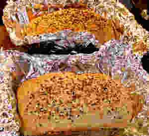 Sourdough Everything Bagel Bread