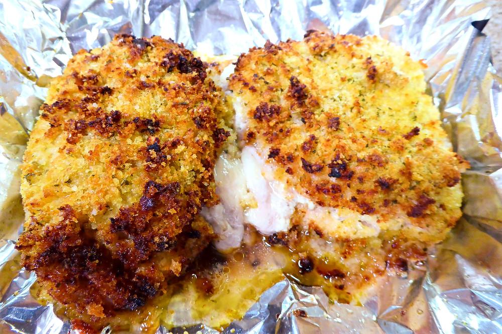 Make Crispy Stuffed Pork Chops in Your Air Fryer