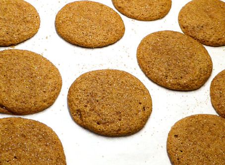 Beyond the Average:  Five-Spice Cookies