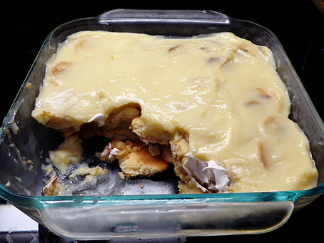 Is Banana Pudding Fattening?  Not This One