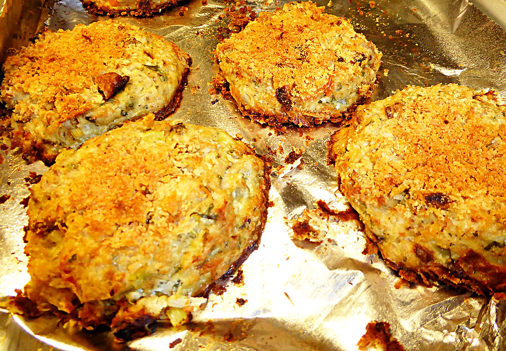 Cheap and Easy Tuna Cakes