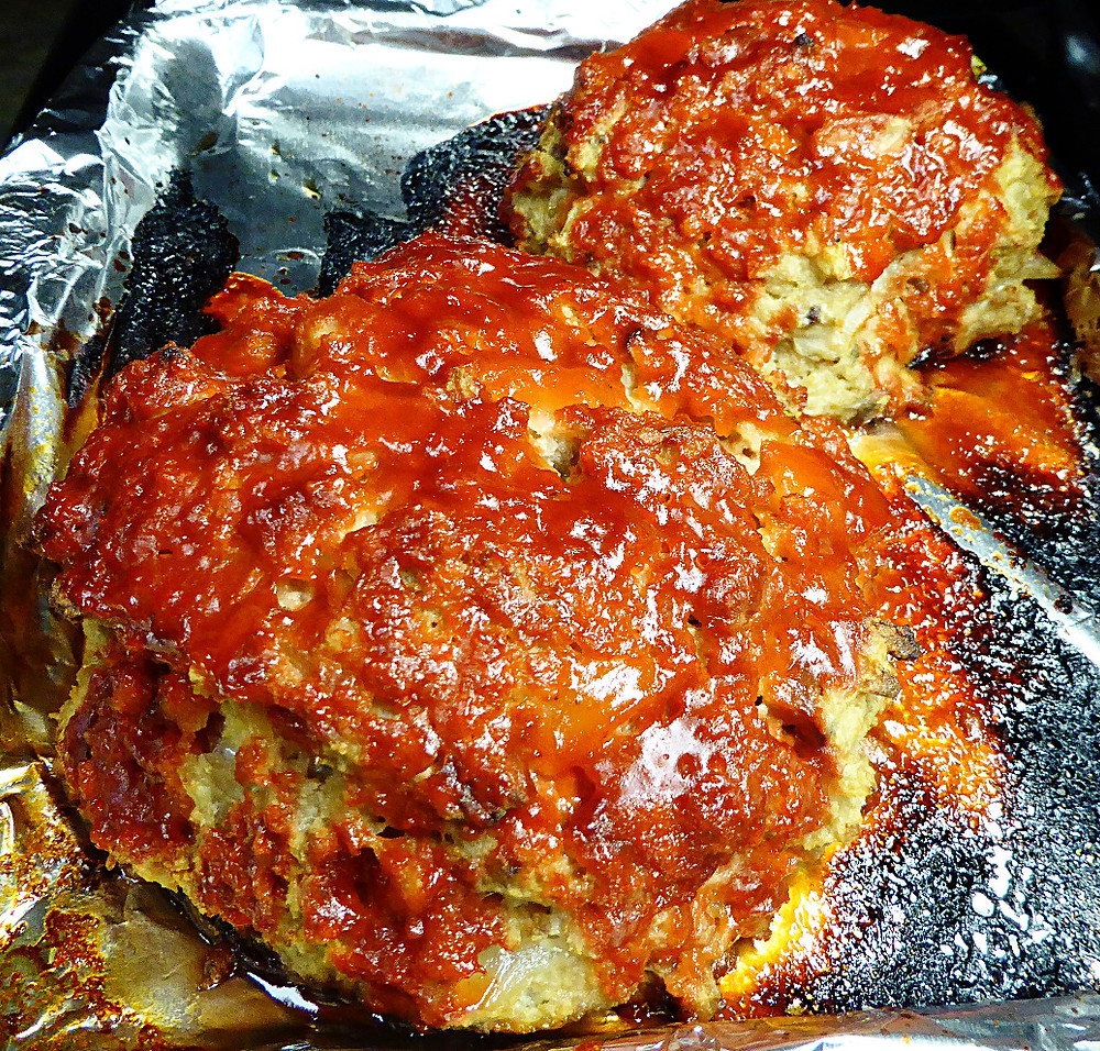 Ground Turkey-Stuffed Portobello Mushrooms