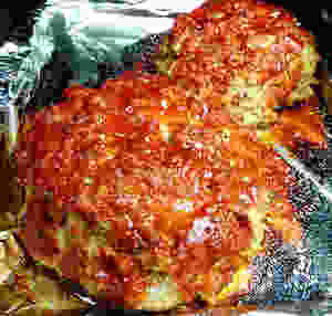 Ground Turkey-Stuffed Portobello Mushrooms