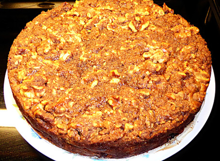 Bake an Apple Cake for the Weekend