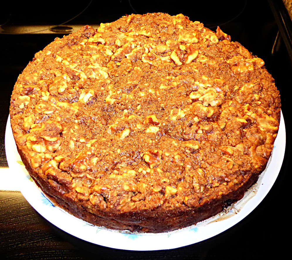 Weekend Apple Cake Low Fat