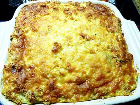 Nancy's Macaroni and Cheese:  Southern Custard-Style Mac 'N Cheese