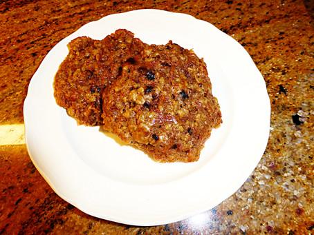 Moist Apple Cookies