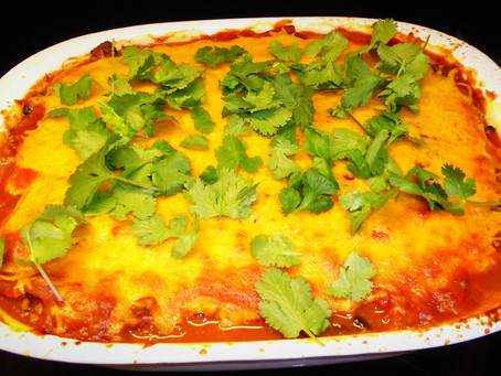 Feed a Crowd:  Cheap and Easy Tamale Bake