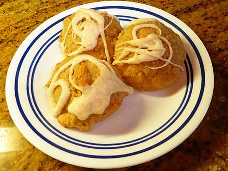Have Extra Bananas?  Make Banana Muffin Cookies