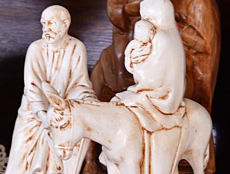 Advent Reflection -- Fourth Sunday
