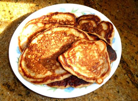 "Shrove, ""Fat"" Tuesday Sourdough Pancake Supper"