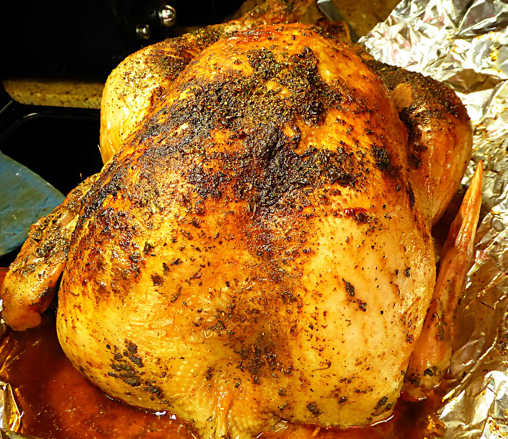 No Hassle Turkey