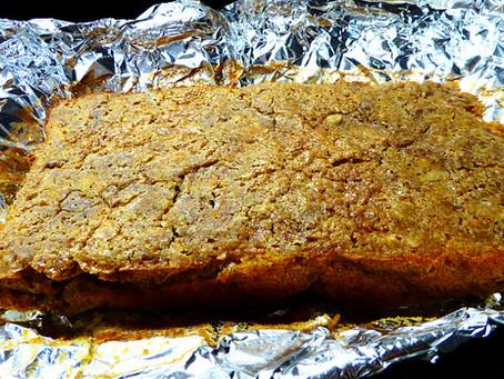 Extra Starter/Discard Day:  Make Sourdough Carrot-Pineapple Rye Cake--Without Baking Powder or Bakin