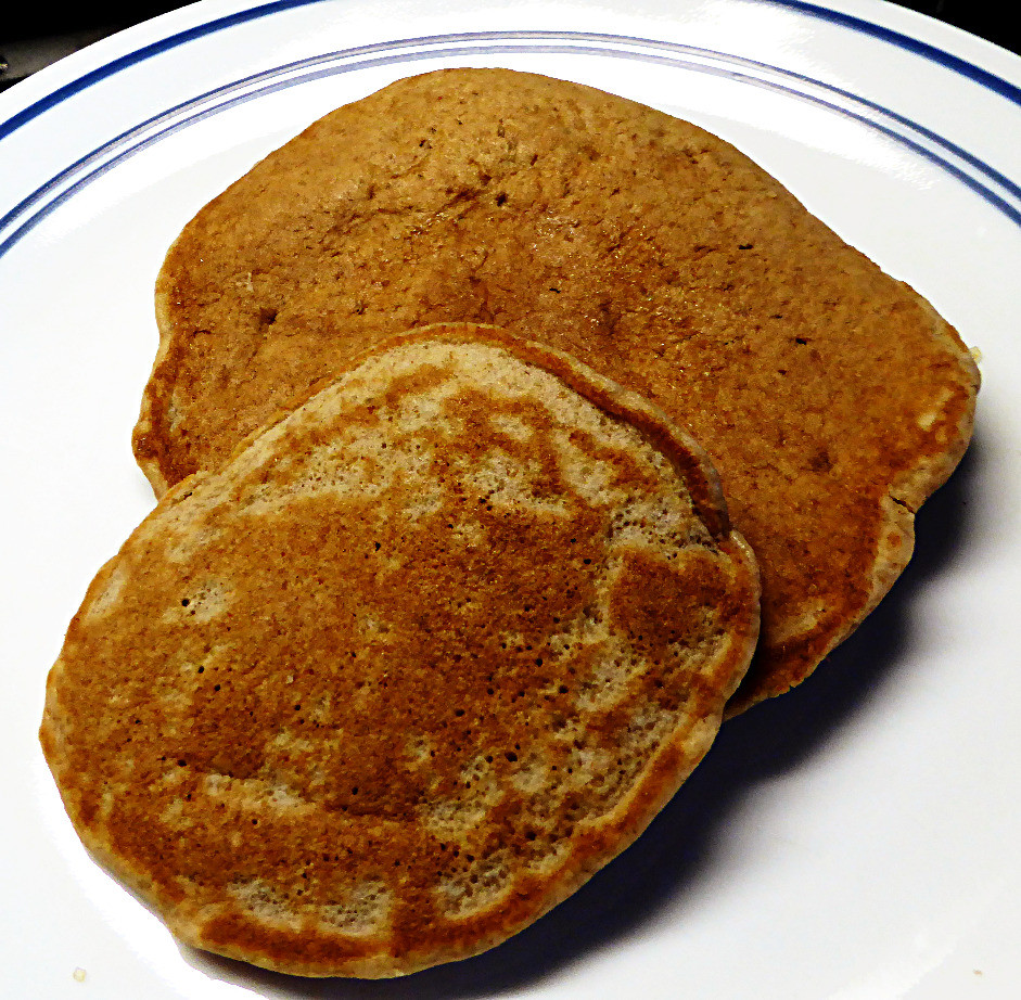 Sourdough Discard Pancakes