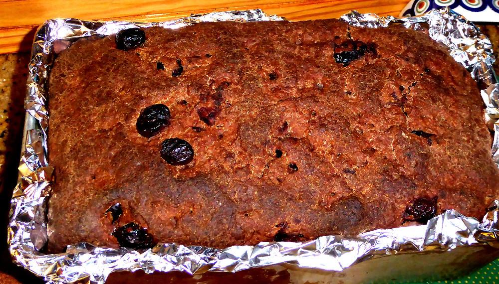 Sourdough Dark Rye Bread