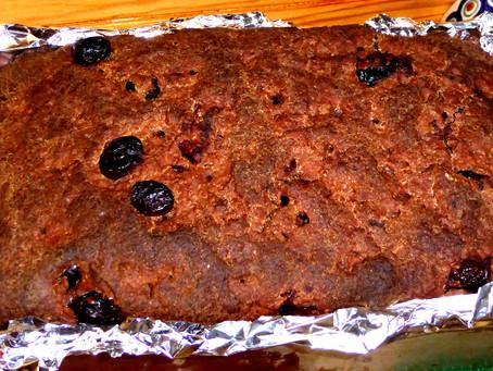 Have Sourdough Discard?  Make Dark Rye Bread