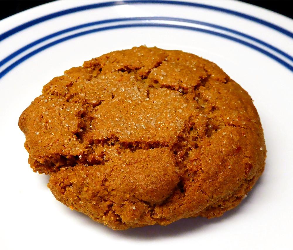 Air Fryer Cinnamon Orange Barley Cookies No Wheat Flour