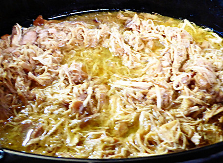 Barbecue Your Chicken -- In the Slow Cooker