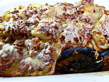 What to Do With Eggplants?  Make Eggplant Rollatini
