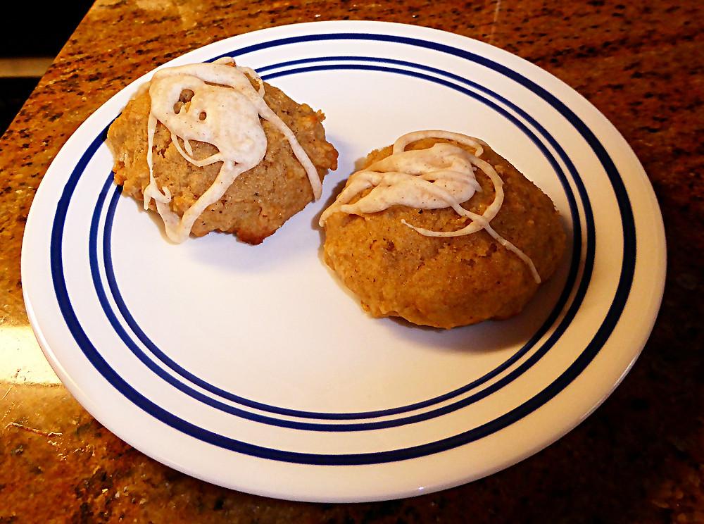 Banana Muffin Cookies