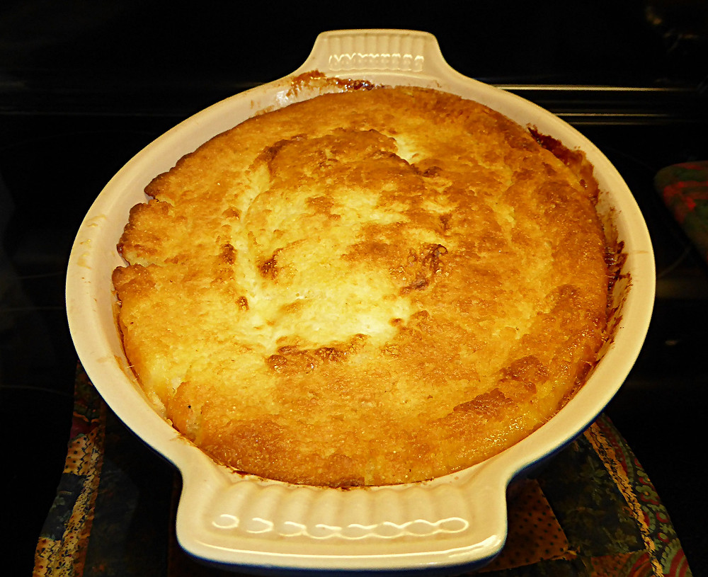 Breakfast Spoon Bread
