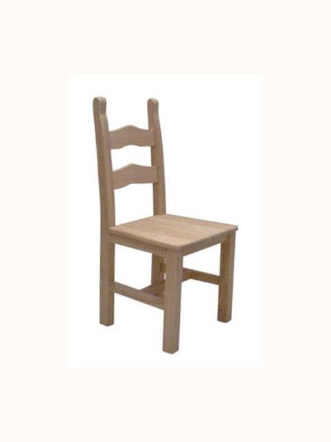 Breton beech chair