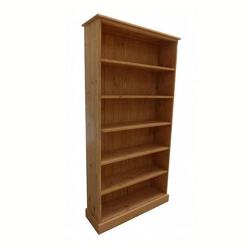 6'x3' pine bookcase