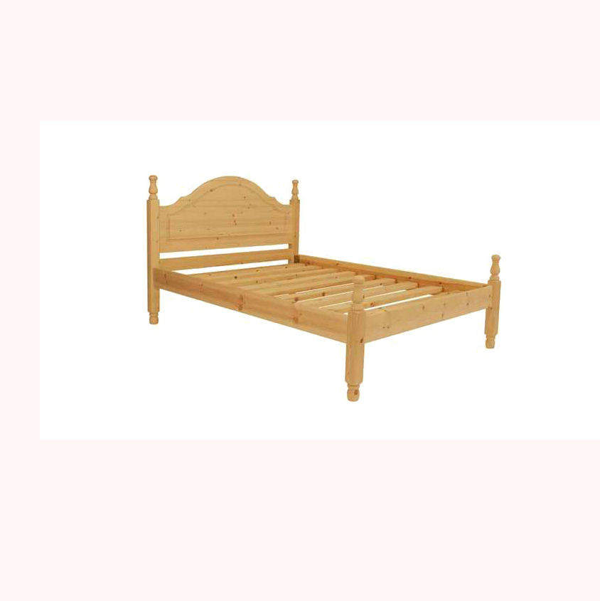 bespoke pine bed