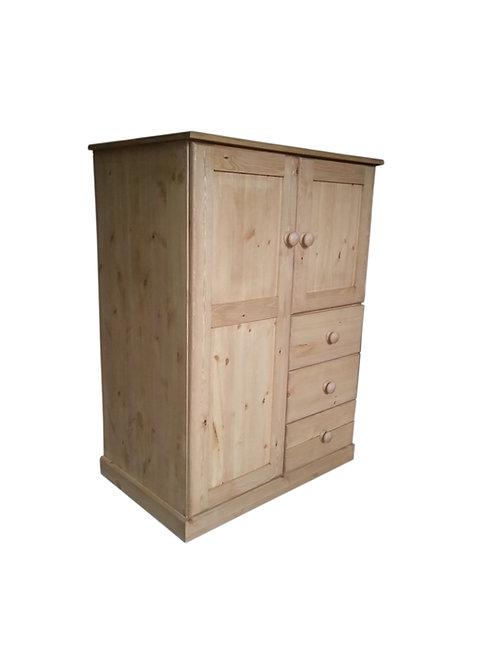 Small combi wardrobe