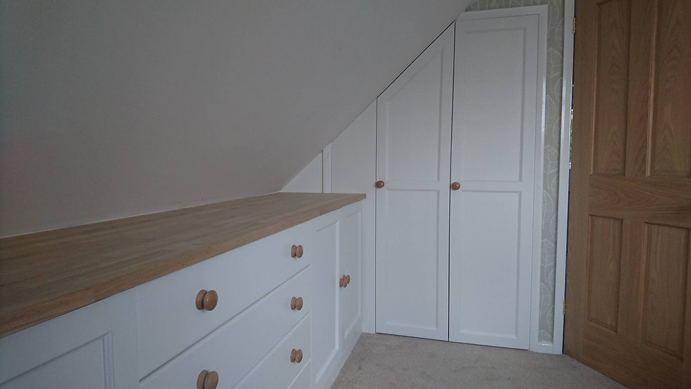 Fitted wardrobes Cornwall