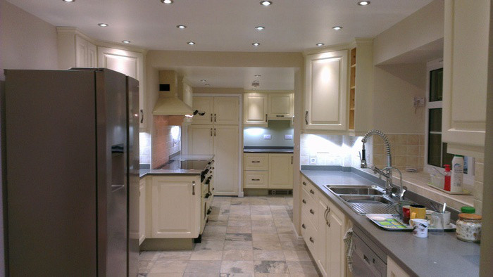 handmade kitchen Cornwall