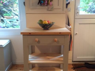 A butchers block for Pam
