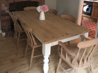 Farmhouse tables from only £184
