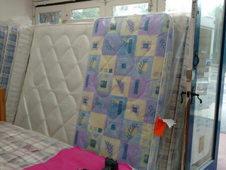 Mattresses available from stock