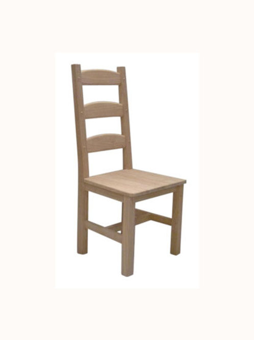 Amish beech chair