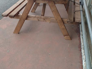 Picnic tables now in stock
