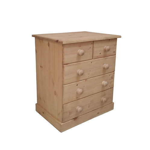 "3+2 24"" chest of drawers"