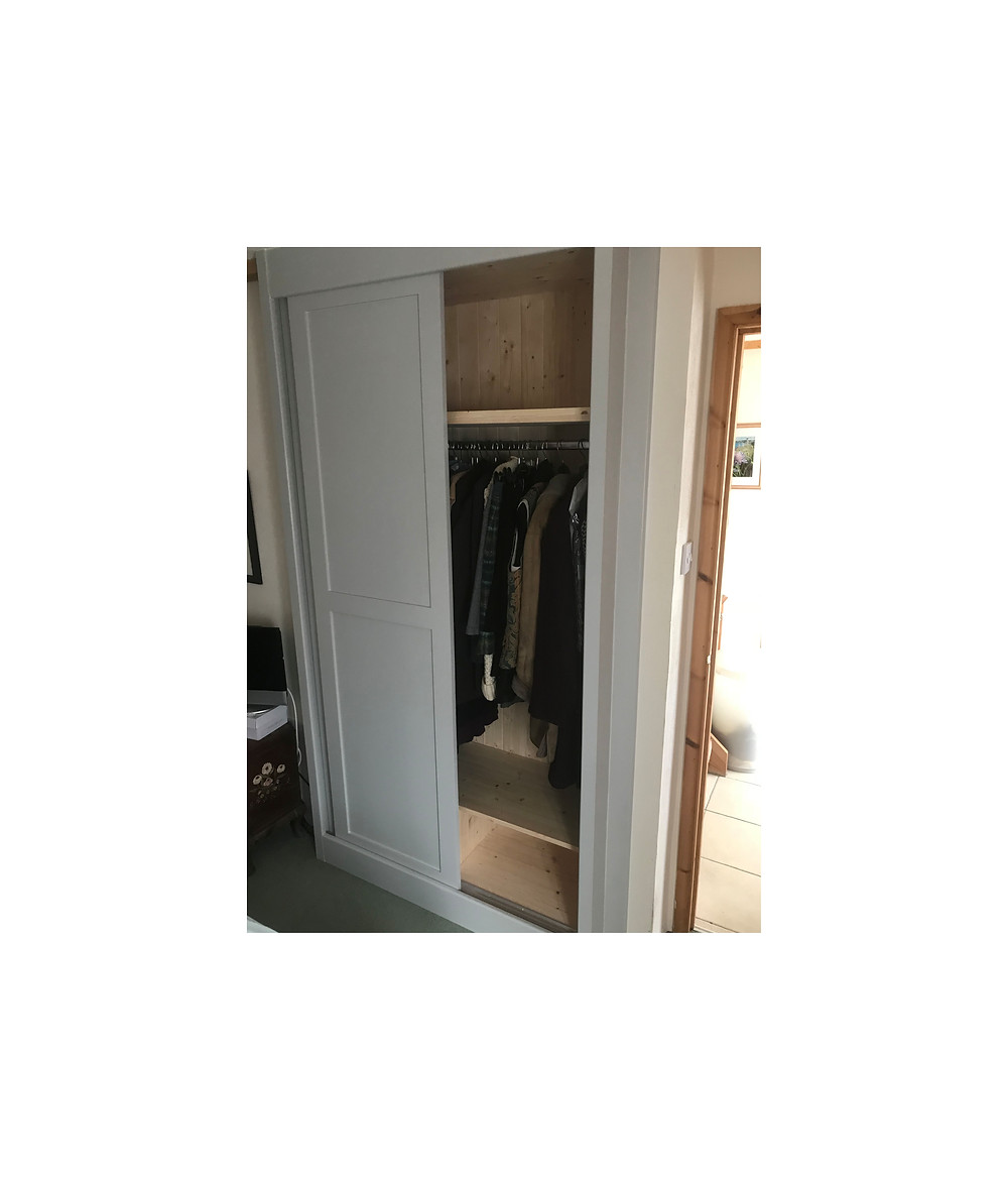 Fitted wardrobe St Austell