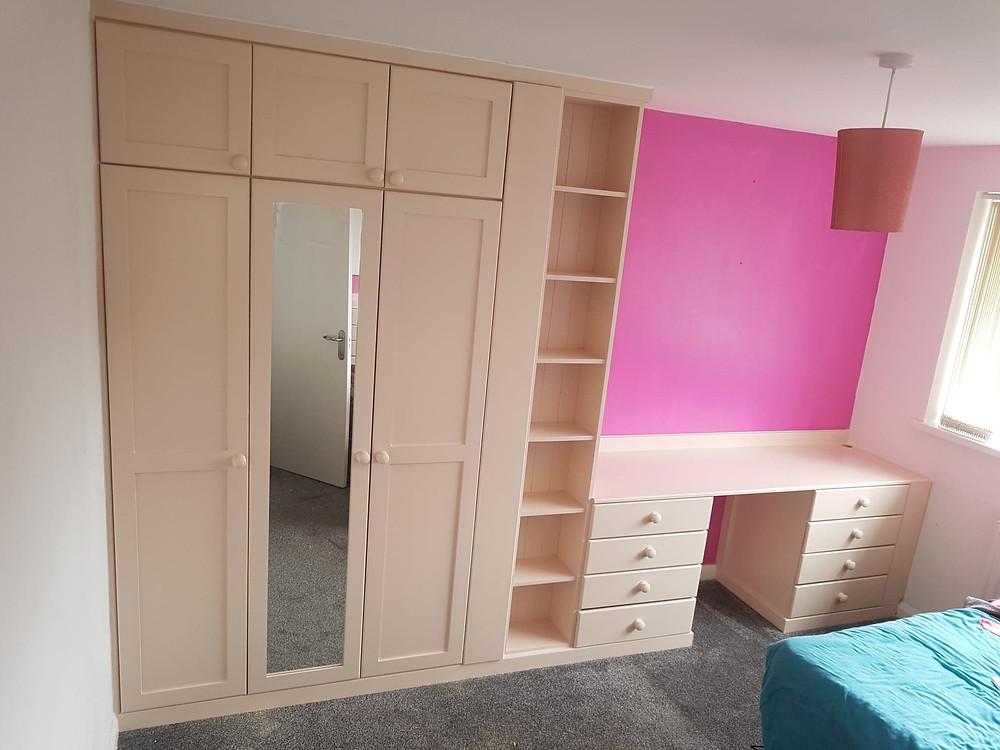 child's bedroom Cornwall