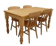 Pine table Cornwall