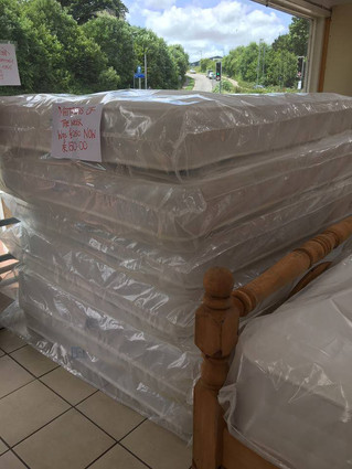 Mattresses in stock