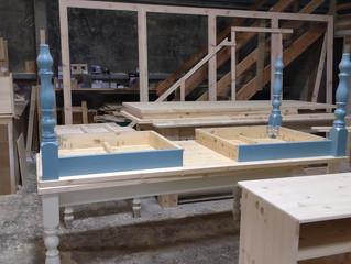 Farmhouse kitchen tables