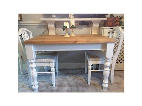 4'x 3' farmhouse table