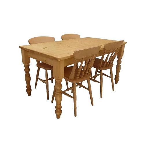 5'x 3' farmhouse table