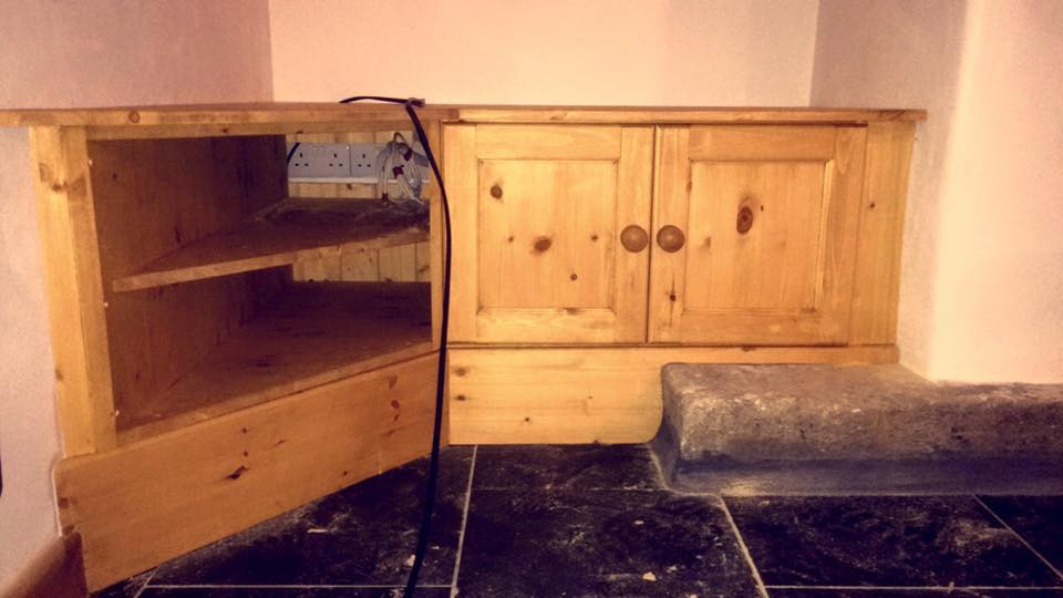 fitted furniture Cornwall