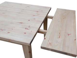 Extending tables and tables with drawers