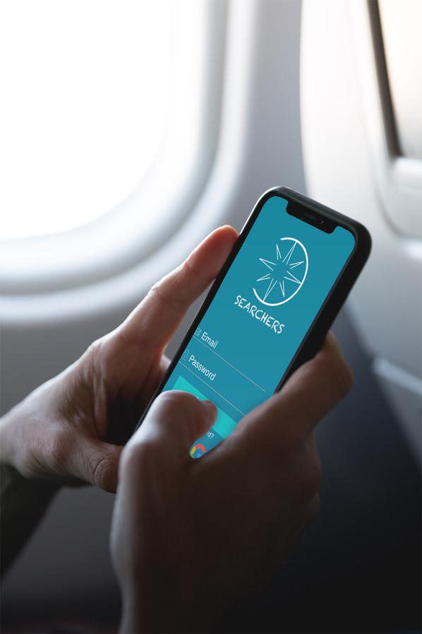 Searchers Mobile App