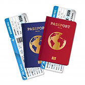 two-passports-with-boarding-passes-ticke